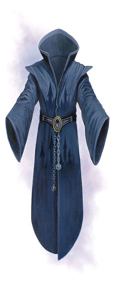 Маг костюм