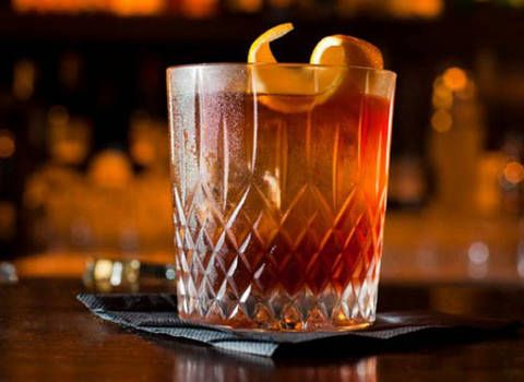 Rum Old Fashioned | The Versatile Gent | Rums | Pinterest