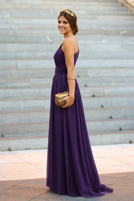 trendy_taste-look-outfit-street_style-vestido_boda-lila-violeta-purple-wedding_dress-smart-elegante-AD-adolfo_dominguez-golden_clutch-bolso_de_mano-dorado-tiara-golden_crown-corona-drapeado-draped-special_events-polaroid-9 by Trendy Taste, via Flickr