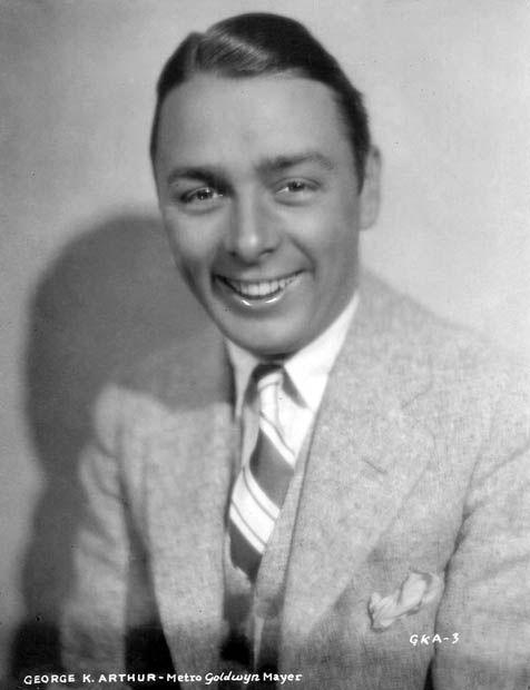 George K Arthur Net Worth