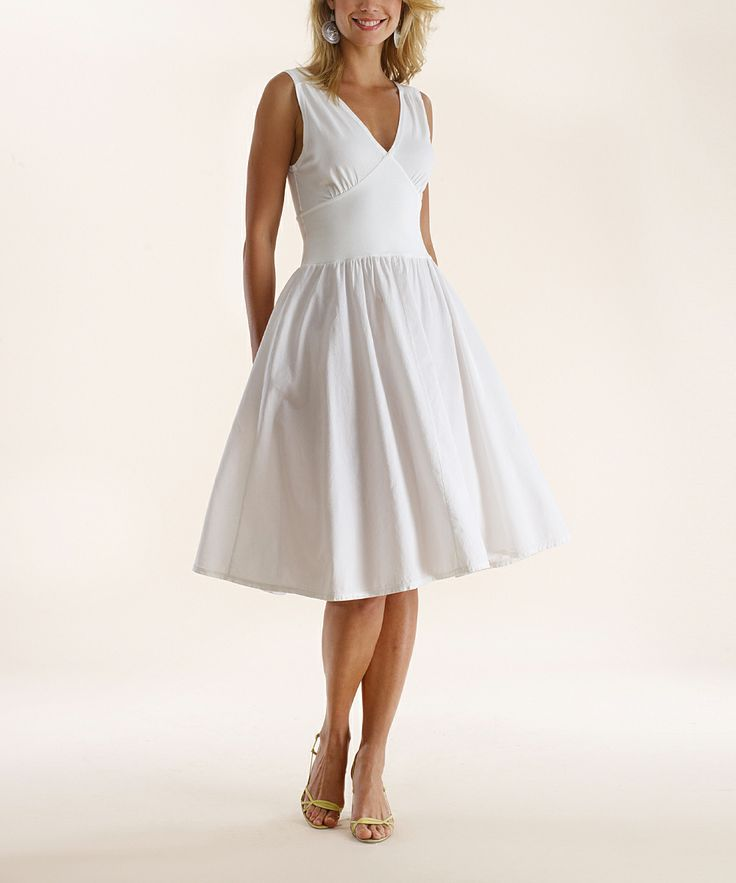 Galerry flare day dress