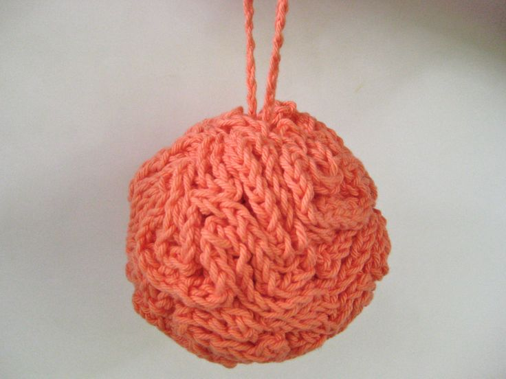 FREE PATTERN - Crochet Bath Poof Crochet - Inspiration ...