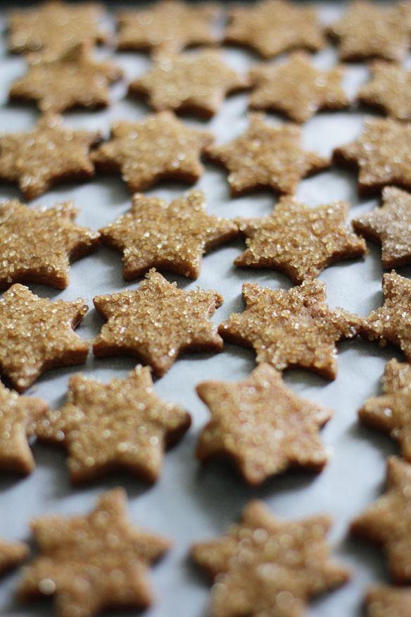 Spiced Brown Sugar Cookies   Yummies   Pinterest