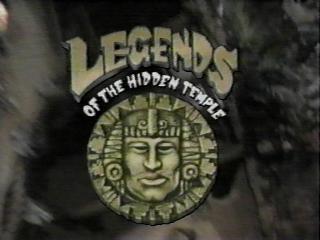 legends of the hidden temple - nickelodeon