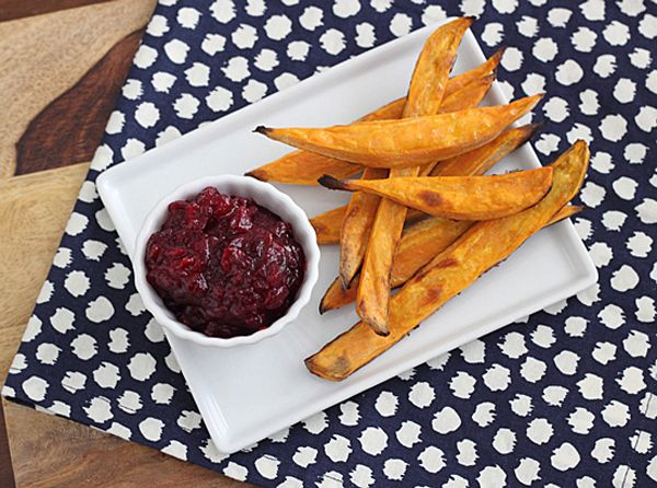 Cranberry Chipotle Ketchup | Recipe