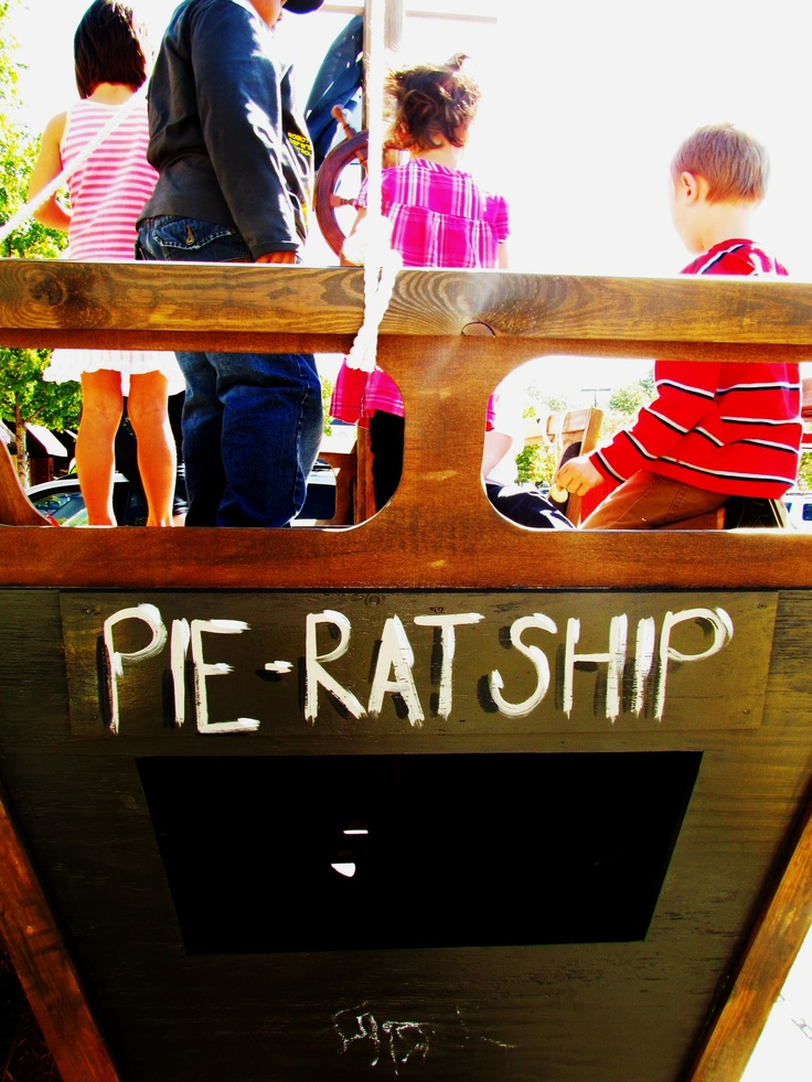 pirate playhouse @cameron village.