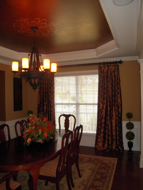 Painting Dining Room Remodelling Amusing Inspiration
