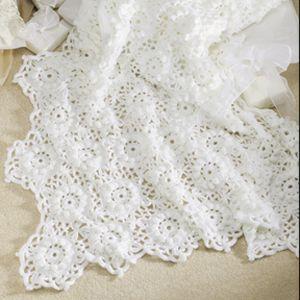 Wedding Rings Afghan Crochet Pattern ePattern