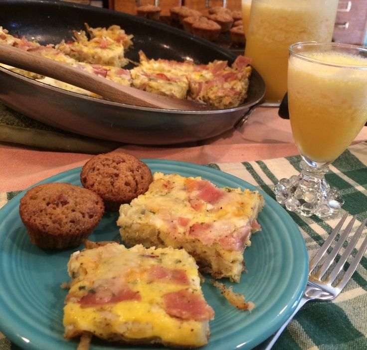 apple and gruyere frittata the perfect breakfast meal delicious and ...