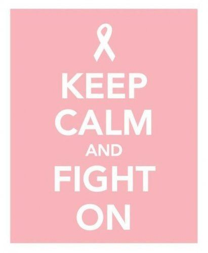 Fight breast cancer!