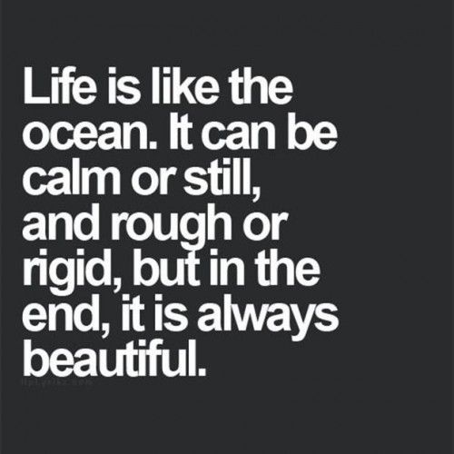 Inspirational Quotes #ocean #life Inspirational Ocean Quotes, Quotes Sea, Quote Life, Quotes Sailor, Inspirational Quote...
