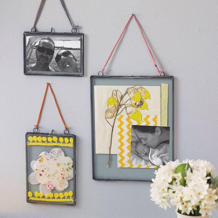 Photo Frame With Glasses : Kiko Glass Frame