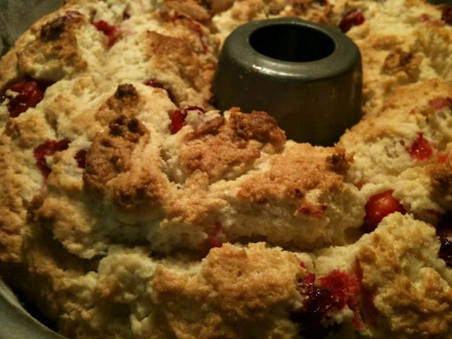 Fresh Cranberry Coffee Cake | Favorite Recipes | Pinterest