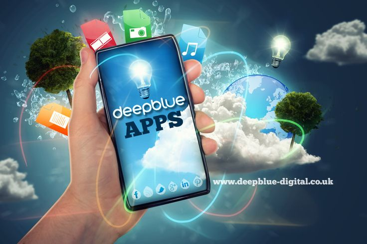 DEEPBLUEAPPS mobile Apps web apps