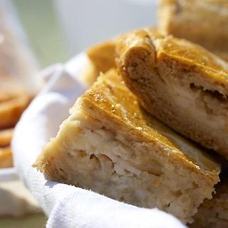 Cheese pie (Tiropita) | Creamy Dreamy | Pinterest