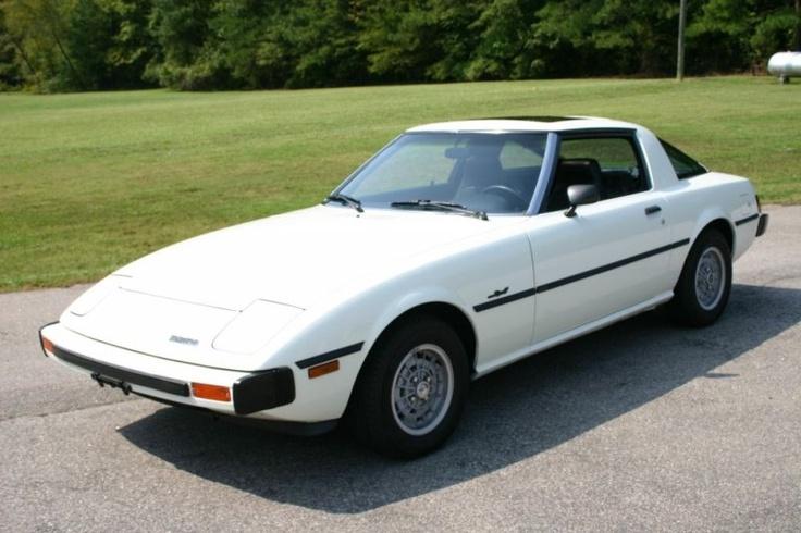 1979 mazda rx7 all the cars i 39 ve owned pinterest. Black Bedroom Furniture Sets. Home Design Ideas