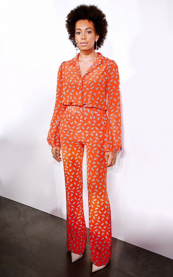 Jump Around: The Best Celebrity Jumpsuits for Summer images
