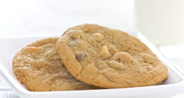 Crispy Chewy Chocolate Chip Cookies. Maybe the chocolate chip cookie ...