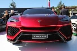 Acura  on Batteries  Lamborghini Suv  2014 Acura Ilx Revealed  Today S Car News