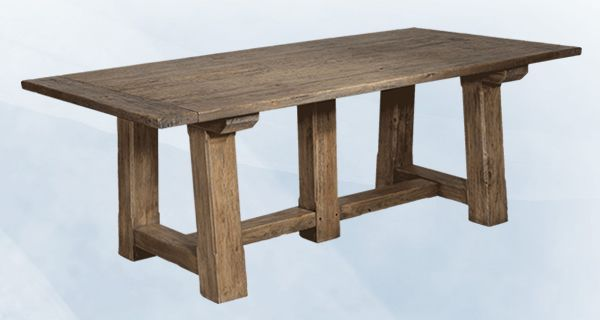 Sawhorse Furniture Home Kitchen Tables Dining Tables