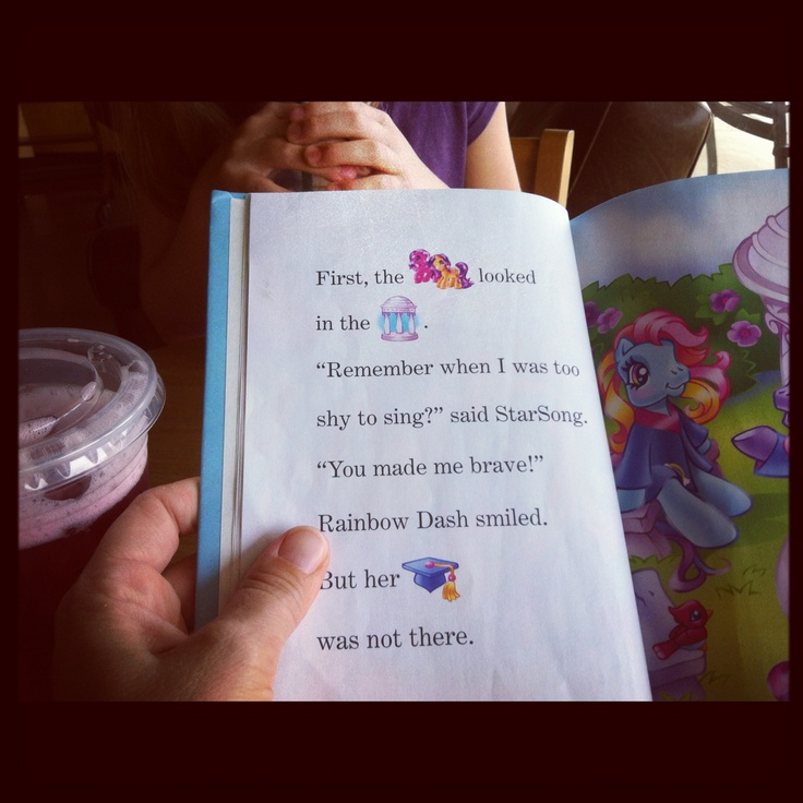 Go on a reading date with your child.