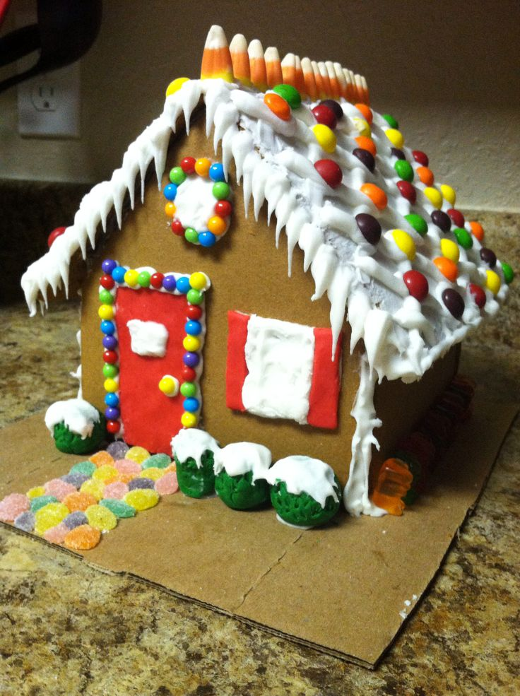 Gingerbread House!!