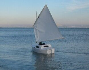 Guide Elusion sailboat plans | Stephen Isma