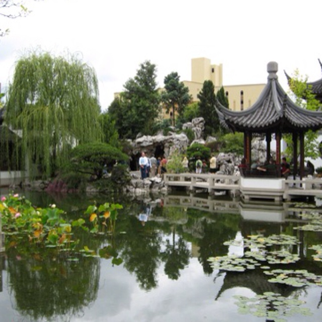 Portland Classical Chinese Garden Places I 39 Ve Been Pinterest