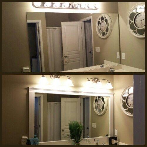 Master bath update bathroom ideas pinterest for Bathroom update ideas