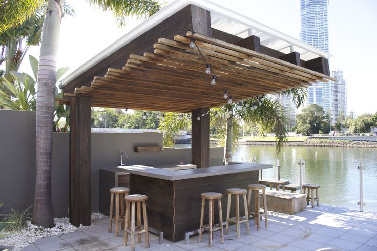 Outdoor Entertainment Gold Coast  Outdoor kitchen  Pinterest