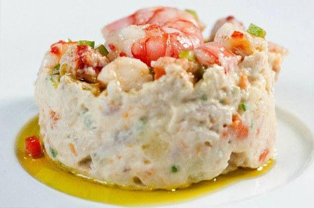 Monica Bhide's Chile Pea Puffs Recipes — Dishmaps