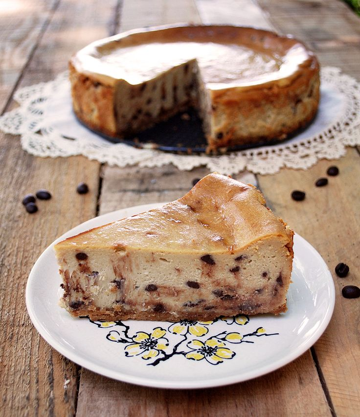 Cappuccino Cheesecake | Merry Food | Pinterest