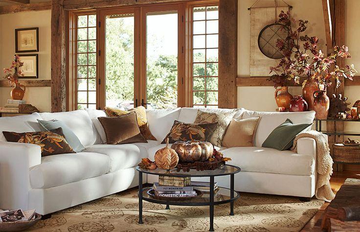 Autumn Living Room Autumn Pinterest