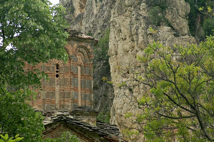 Matka - Sv Nikola Church, Northern Macedonia