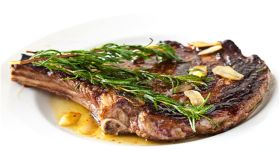 Rosemary Garlic Steak | Food | Pinterest