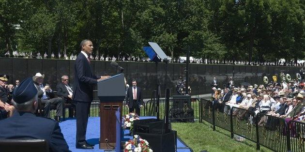 memorial day barack obama speech