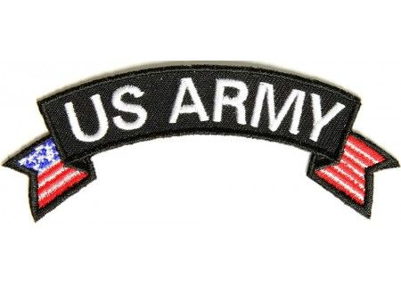 us army flag patch