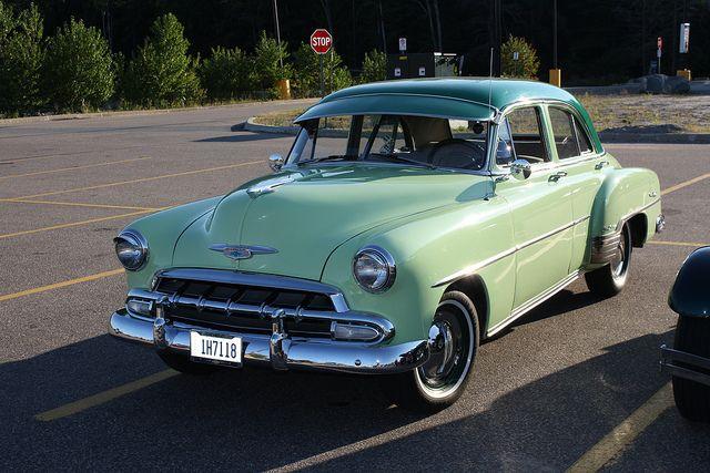 Top 1952 chevrolet deluxe 4 door wallpapers for 1952 chevy 4 door