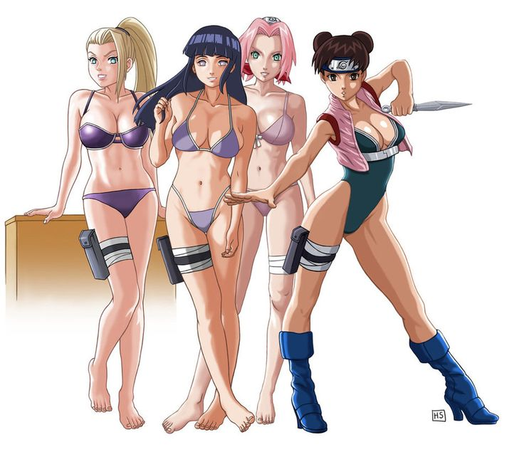 Excellent variant Sexy girls naruto sex