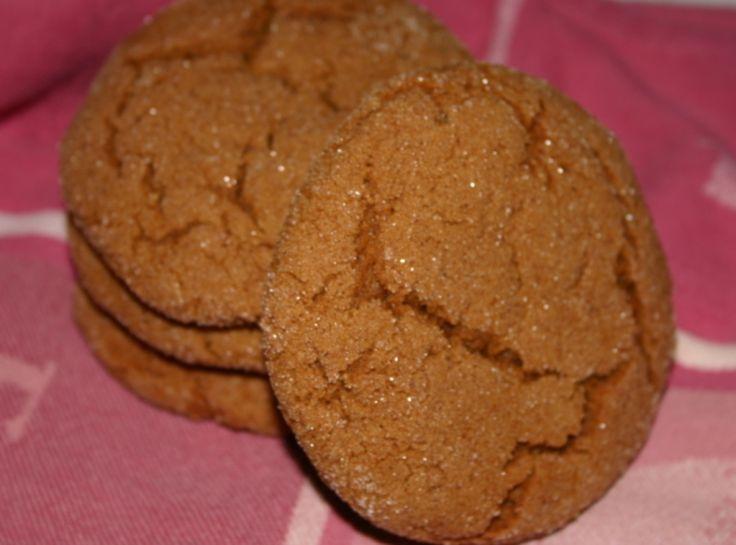 Pumpkin Molasses Cookies | Taste This!!! Sweet | Pinterest