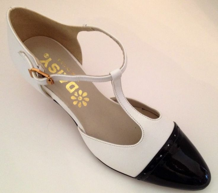 Black Leather Shoes Size