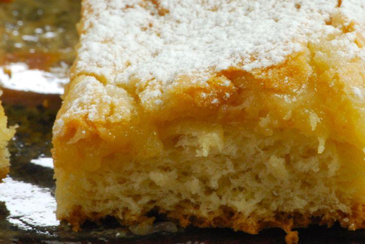 Honey St. Louis Gooey Butter Cake | Honey Season | Pinterest