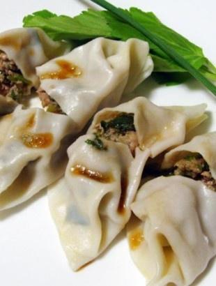 Ginger And Pork Dumplings Recipes — Dishmaps