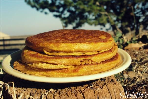 Pumpkin Spice Protein Pancakes | Food & Drink | Pinterest