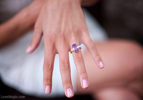 Cute natural nail art : Natural look nails nail art cute