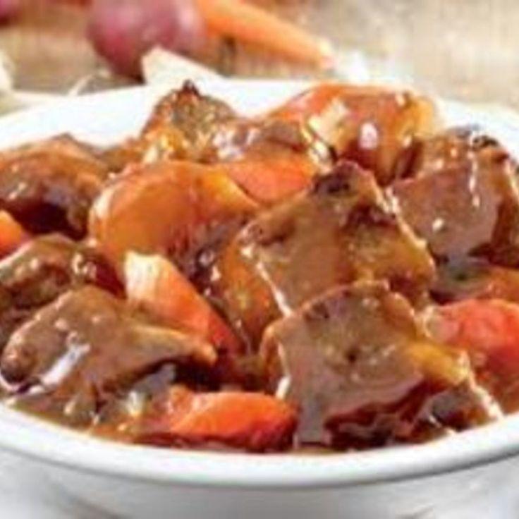 Crock Pot Beef Stew   Crock Pot Dinners   Pinterest
