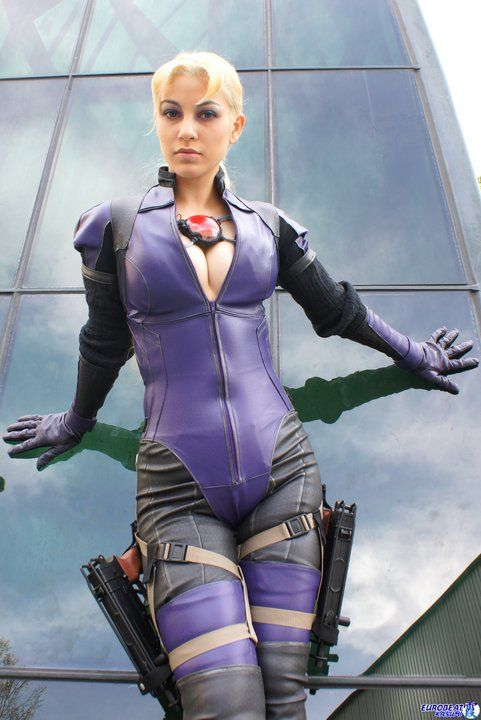 jill valentine the umbrella chronicles