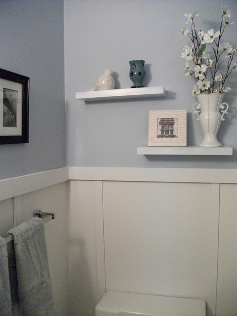 Cheap Bathroom Makeover Very Cool For The Home Pinterest