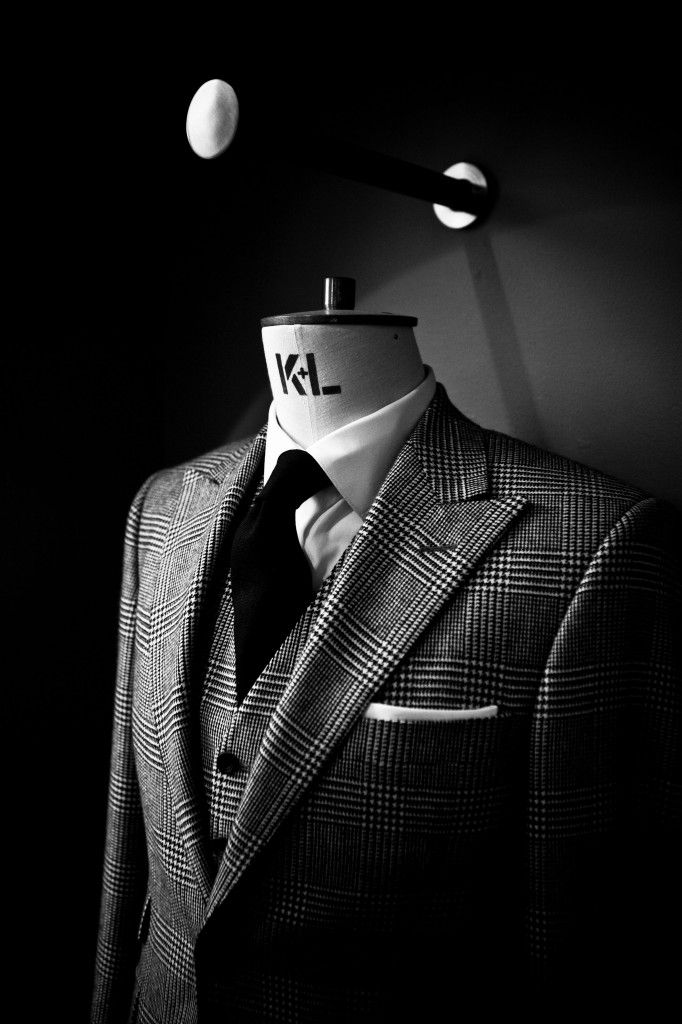 Thom Sweeney - Prince of Wales check