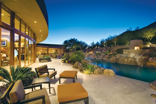 Ultimate Backyard Design : The ultimate in backyard design  House and Home  Pinterest